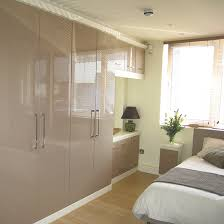 Fitted Bedroom Designs Fitted Bedrooms Cappucino High Gloss Sypialnie