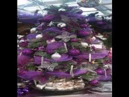 purple christmas tree purple christmas tree decorating ideas