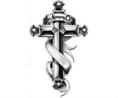 Cross Tattoos - 50 cross tattoos designs of holy christian celtic and