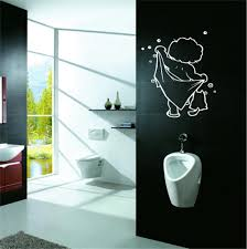 flying cartoon robot atom wall stickers for kids room zy8229