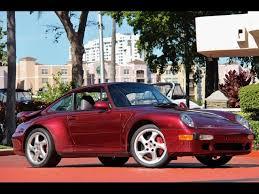 1997 porsche 911 turbo for sale 1997 porsche 911 turbo for sale in miami fl stock 14499