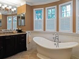 Neutral Colored Bathrooms - brown bathroom color ideas home design ideas