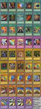 my yu gi oh card deck by boredbird on deviantart