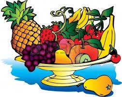 fruit and vegetable basket fresh clipart vegetable basket pencil and in color fresh clipart