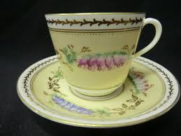 vintage antique and retro cups and saucers plates teaware tea