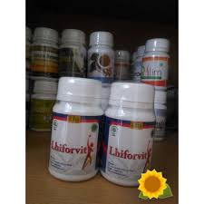 suplemen penambah stamina pria lhiforvit obat kuat herbal