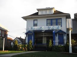 mapping motown the sites sacred to the sound aretha franklin u0027s home