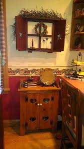 Primitive Kitchen Decorating Ideas 572 Best Primitive Kitchens Images On Pinterest Home Kitchen