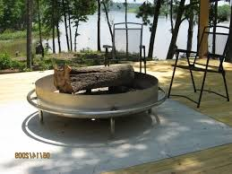 Metal Firepits Best Custom Made Metal Pit Cover Need Snuffer Lid For
