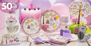 1st birthday party supplies www hushstar net i 1st birthday decorations girl e