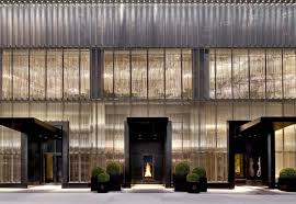 luxury hotel in manhattan nyc baccarat hotel