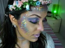 sereia mermaid halloween makeup youtube