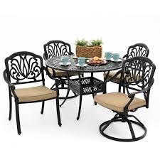 discount cast aluminum patio furniture outdoor closeout patio furniture plastic garden chairs garden