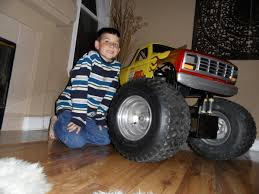 monster jam rc truck bodies 1 4 scale monster truck rcu forums