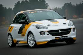 opel adam 2016 opel returns to motor sport