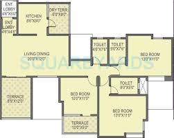azure floor plan paranjape schemes azure in tathawade pune project overview unit