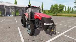 case ih magnum 380 cvx v1 0 0 2 for farming simulator 2017