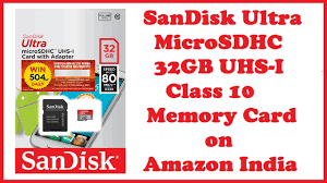 amazon sandisk black friday sandisk ultra microsdhc 32gb uhs i class 10 memory card on amazon
