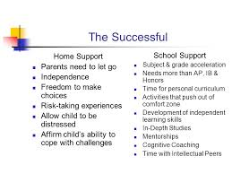 Out Of Comfort Zone Activities George T Betts Ed D Director Center For The Education U0026 Study