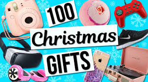 100 christmas gift ideas holiday gift guide for girls youtube