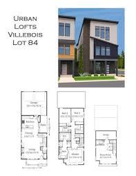 urban loft plans urban lofts at villebois