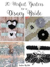 Garters For Wedding 20 Perfect Garters For A Disney Bride This Fairy Tale Life