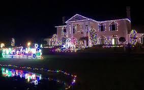 va beach christmas lights tara plantation drive thru christmas display vero beach