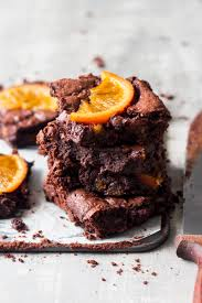 where to buy chocolate oranges gooey chocolate orange brownies lazy cat kitchen
