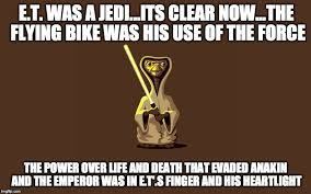 Et Is A Jedi Meme - e t is a jedi album on imgur