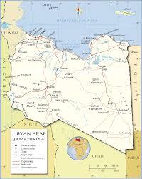 Eritrea Map Printable Libya Map Libya Political Map Libya Travel Map