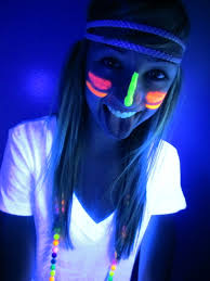 Blacklight Halloween Party Ideas by Black Light Party Ideas Dark Birthdays And Glow Party