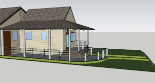 collections of front porch building plans free home designs