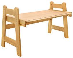 Schreibtisch Kinder Biokinder Leon Kinderschreibtisch Massivholz