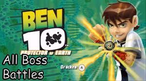 ben 10 protector earth bosses