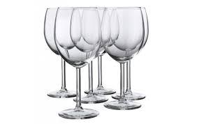 sur la table wine glasses home elegance