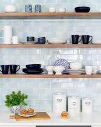 light blue kitchen backsplash light blue subway tile backsplash kitchen tiles