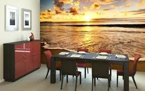 dining room murals dining room wall murals tranquil forest wall mural give your