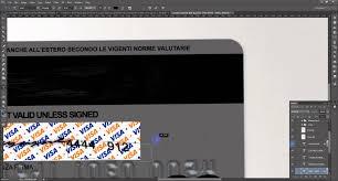 Credit Card Design Template Credit Card Psd Template Eliolera Com