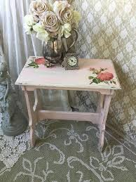 Shabby Chic Side Table The 25 Best Shabby Chic Bedside Tables Ideas On Pinterest