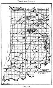 Map Of Indiana Counties History Elkhart County Surveyor