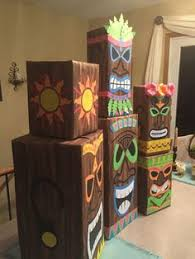 luau party decorations luau party decorations janet you could draw these on cardboard
