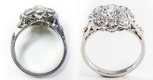 restoration of antique jewelery gilbert jewelry store diamonds custom ring design vintage