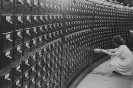 an ode to the card catalog chronicle books