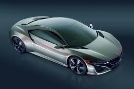 honda supercar concept honda nsx related images start 50 weili automotive network