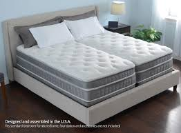 King Size Sleep Number Bed Split King Mattress Warranty Guarantees And Trial Periods