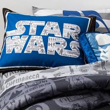 classic star wars multiple piece comforter set blue star wars