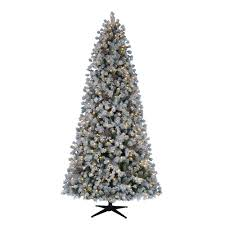 9 ft tree with led lights and ge prelit led costco