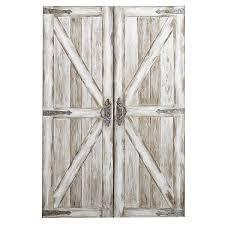 antique white rustic barn doors art barn doors barn and doors