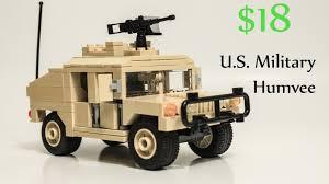 armored humvee lego us military humvee timelapse u0026 review youtube