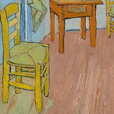 the bedroom van gogh the chair explore the paintings van gogh s bedrooms
